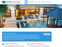 VacationVillas.com Home Page